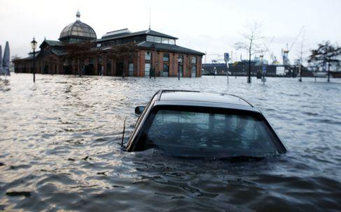 Sturmflut in Hamburg (2007): Vor Ort sind Klimaprobleme weniger komplex - und oft lösbar