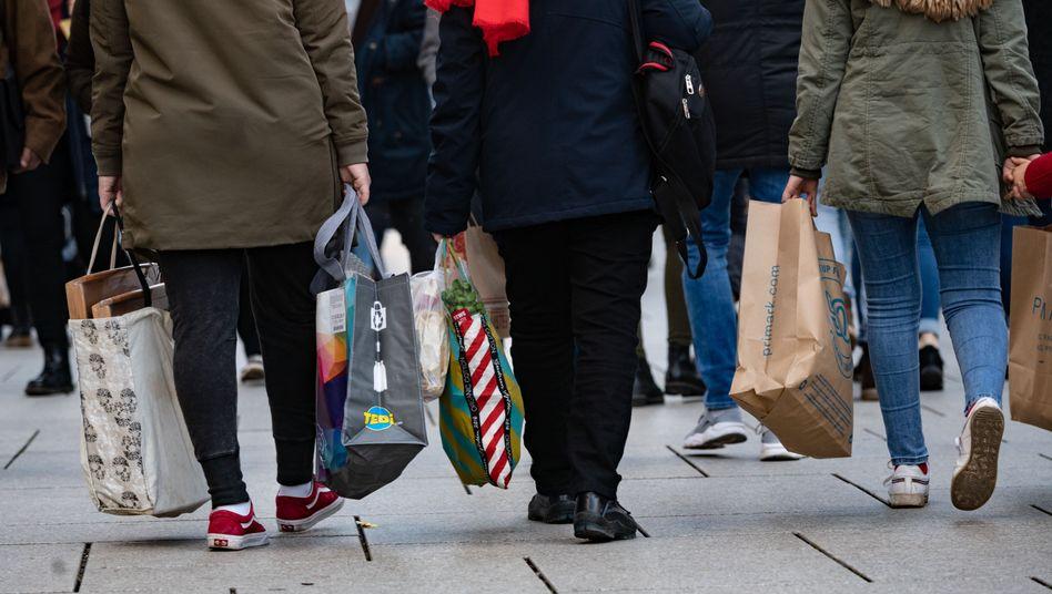 Die Lebenshaltungskosten in der Eurozone sind zum Jahresende weiter gestiegen