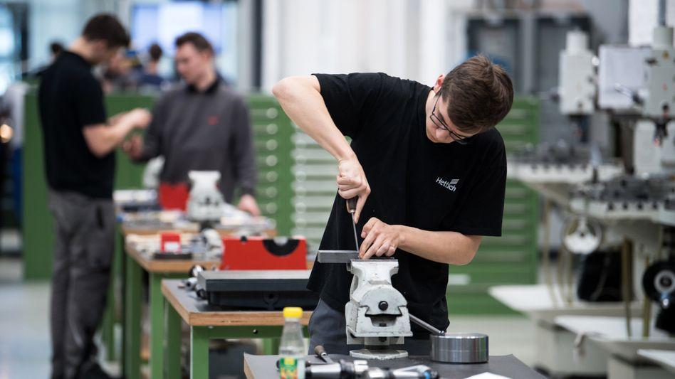 Mechaniker-Ausbildung in Berlin
