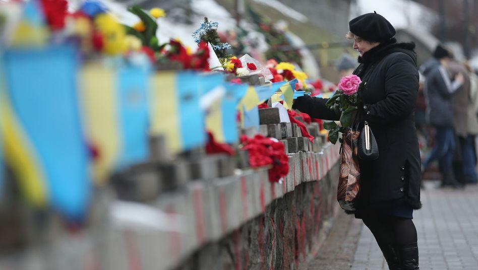 Ukraine-Krise: Die fehlerhafte Revolution