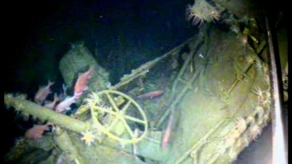 """Verschollenes U-Boot: """"Das älteste Rätsel der australischen Marine ist gelöst"""""""