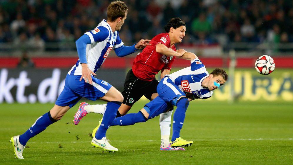 Spätes Remis gegen Hertha: Das Siegen verlernt