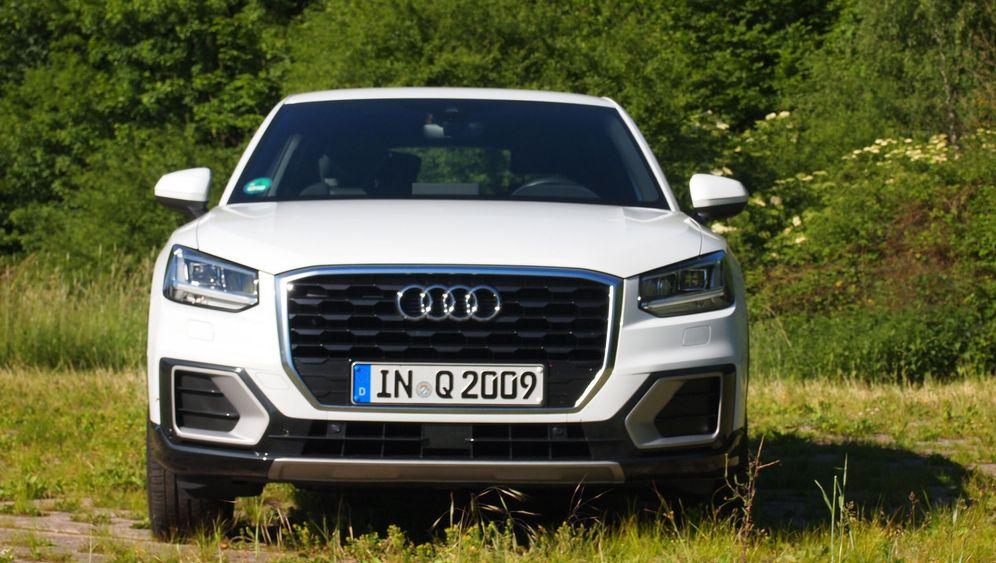 Audi Q2: Oktogonal? Polygonal? Ach, egal
