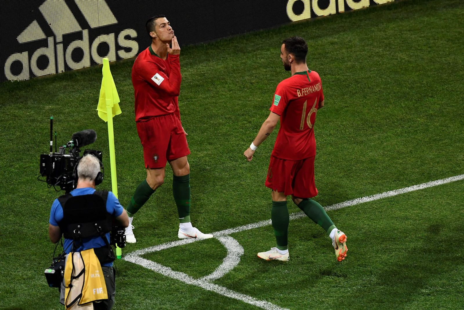 Cristiano Ronaldo/Goat
