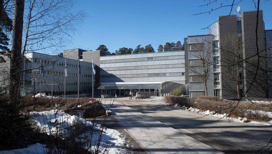 Hauptquartier von Norsk Hydro in Oslo