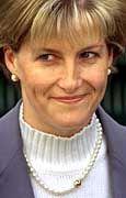 Sophie Rhys-Jones, Gräfin von Wessex