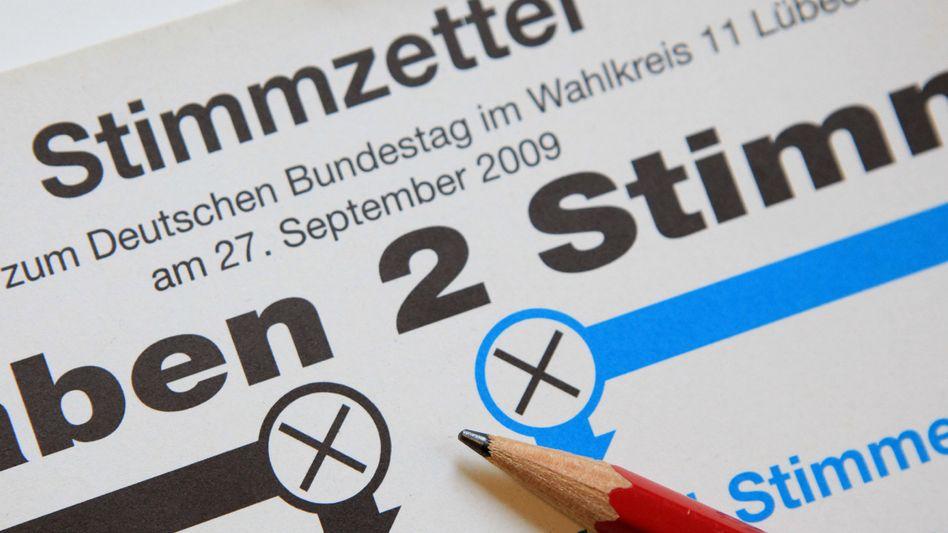 """Stimmzettel zur Bundestagswahl: """"Zulassung nicht frei von Interessenkonflikten"""""""