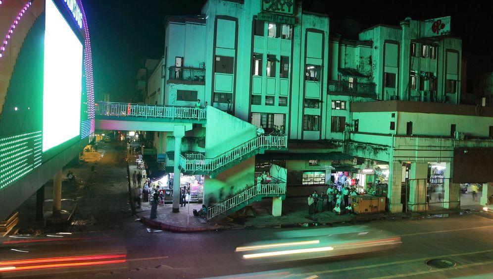 Rangun: Eine Stadt ändert ihr Gesicht