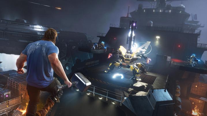 Square Enix: Playstation 4, Xbox One, PC; ab Release auch für Next Gen