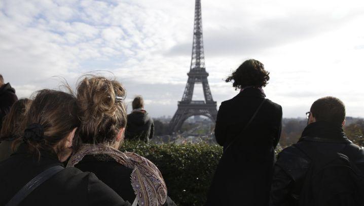 Anschläge von Paris: Trauer und Trotz