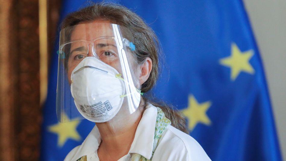 EU-Botschafterin in Venezuela: Isabel Brilhante Pedrosa