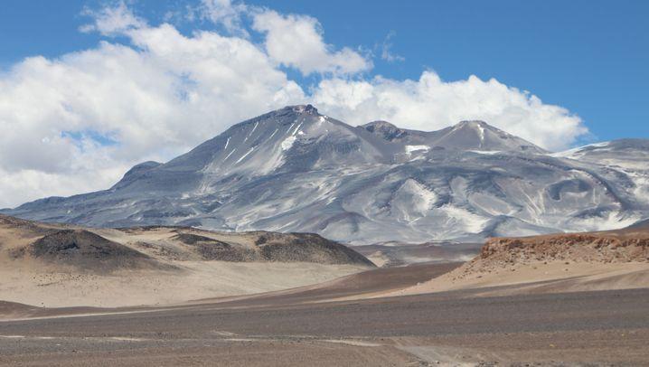 Ojos del Salado: Auf dem höchsten Vulkan der Welt