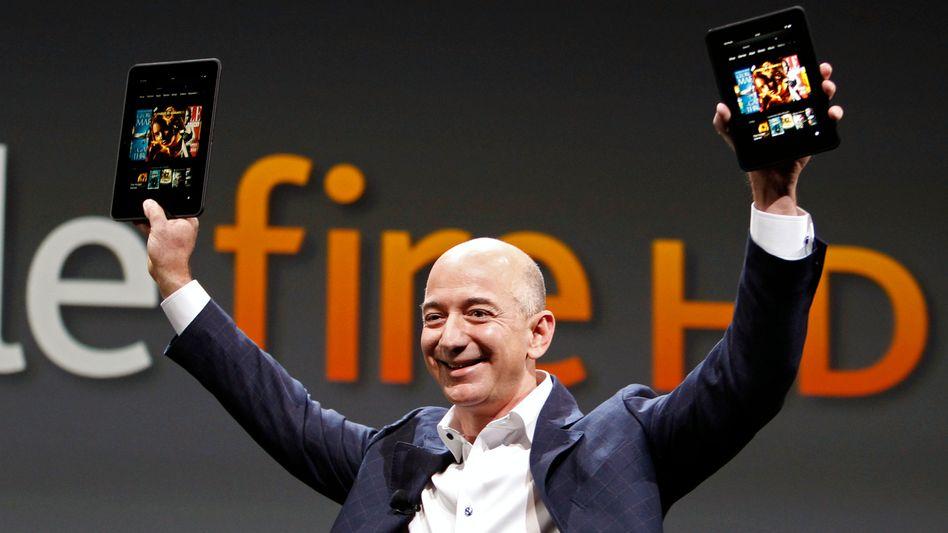 Neue Kindle-Geräte: Amazon bringt Fire-Tablet nach Deutschland