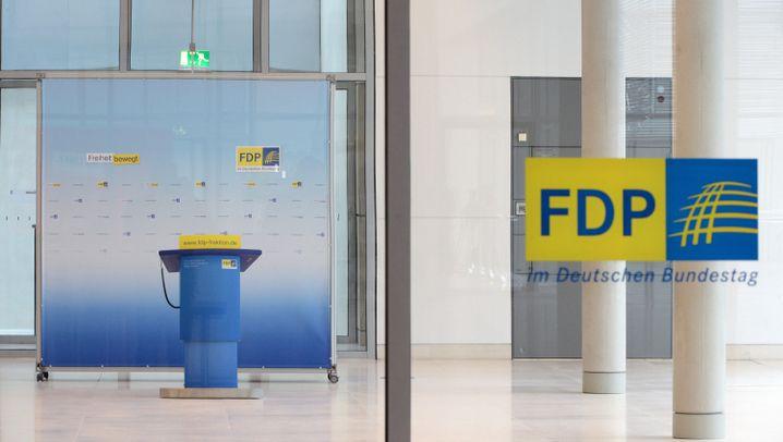 Wahldebakel: FDP muss den Bundestag verlassen