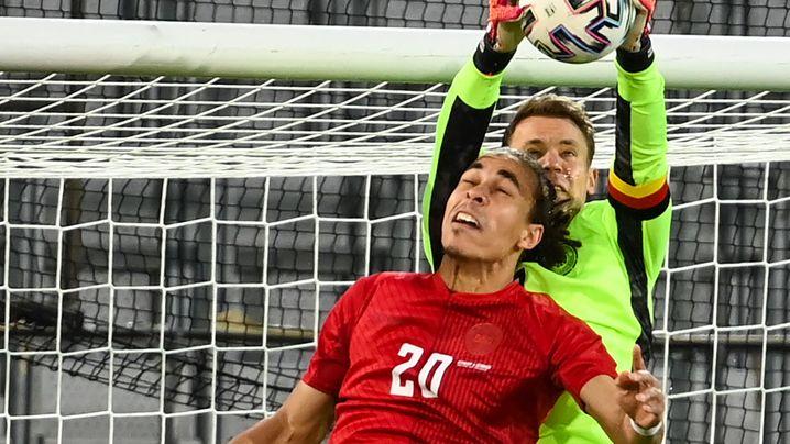 So hat sich die DFB-Elf gegen Dänemark geschlagen