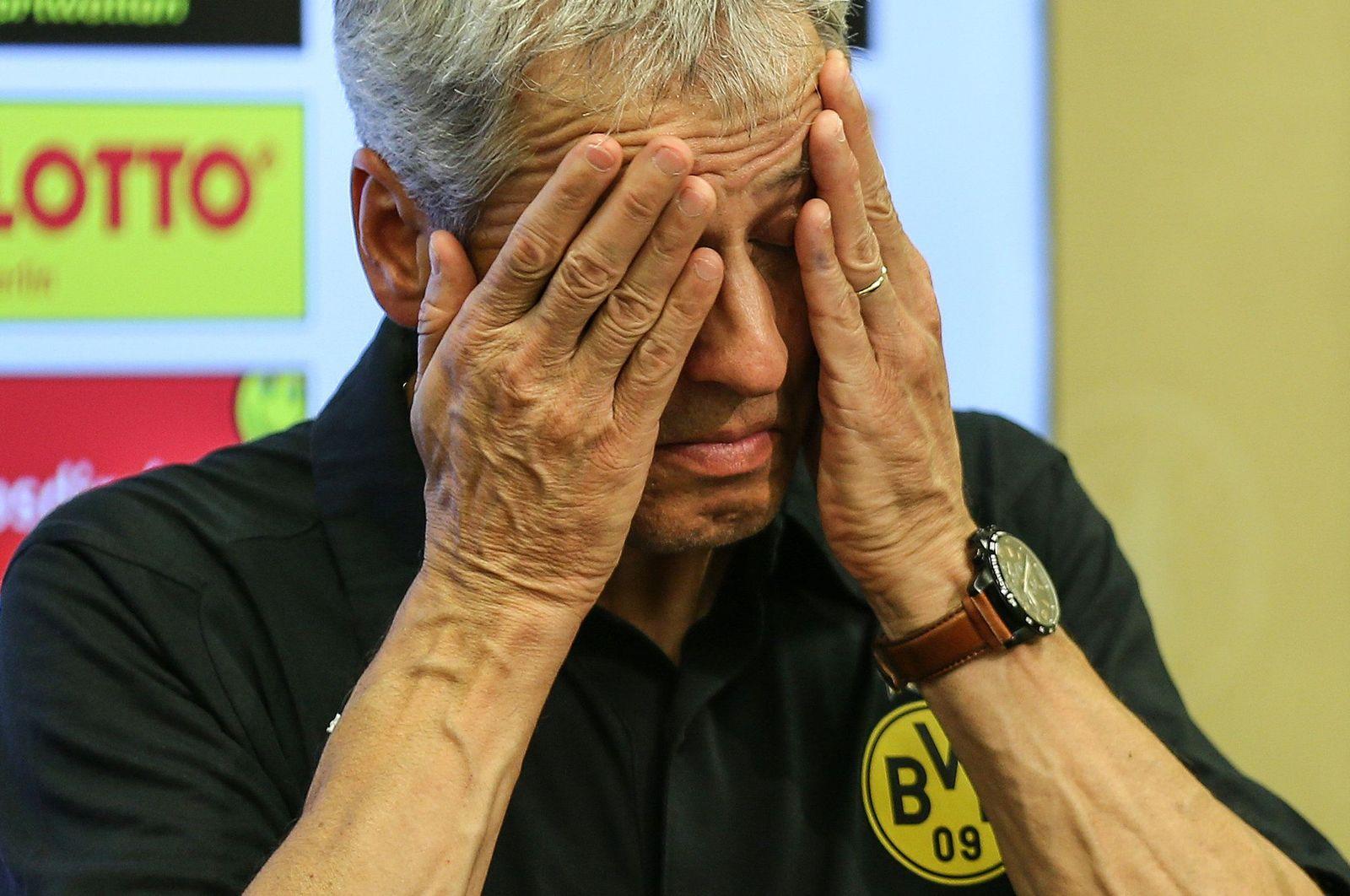 1. FC Union Berlin - Borussia Dortmund