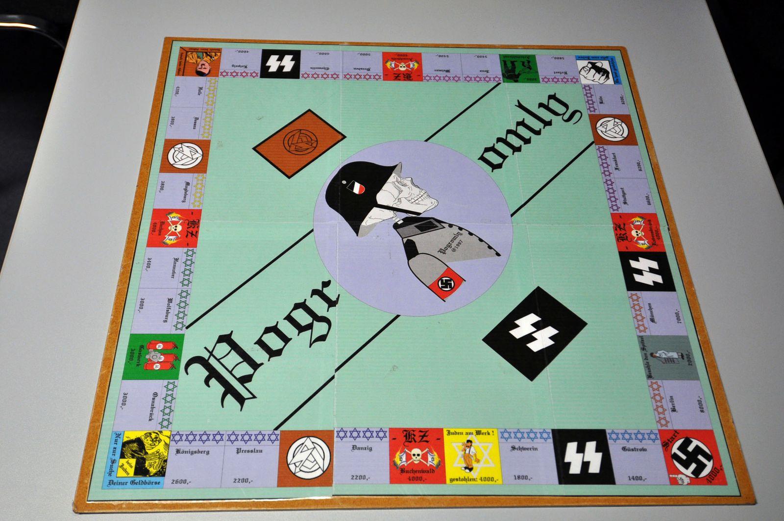 Neonazi-Monopoly/ Pogromly