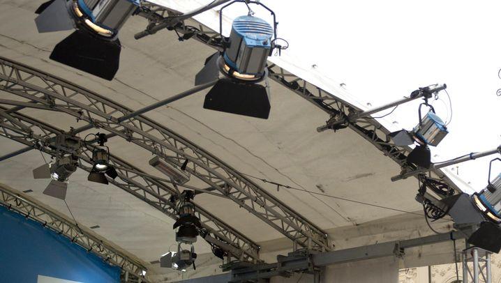 Dresden: Foto-Drohne stürzt vor Merkel ab