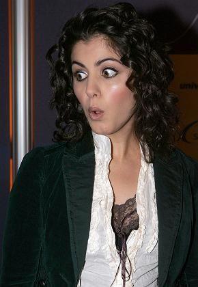Katie Melua: Zu viele Silben