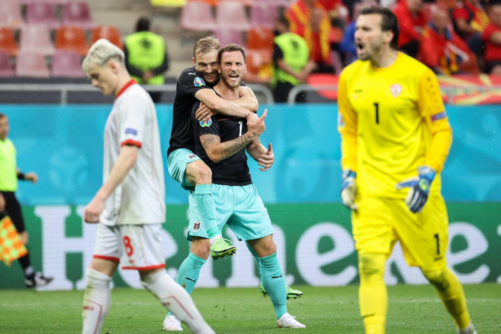 Sport Bilder des Tages SOCCER - UEFA EURO, EM, Europameisterschaft,Fussball 2020 BUCHAREST,ROMANIA,13.JUN.21 - SOCCER -