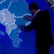Der bulgarische Premierminister Stanischew setzt sein Land auf die EU-Karte