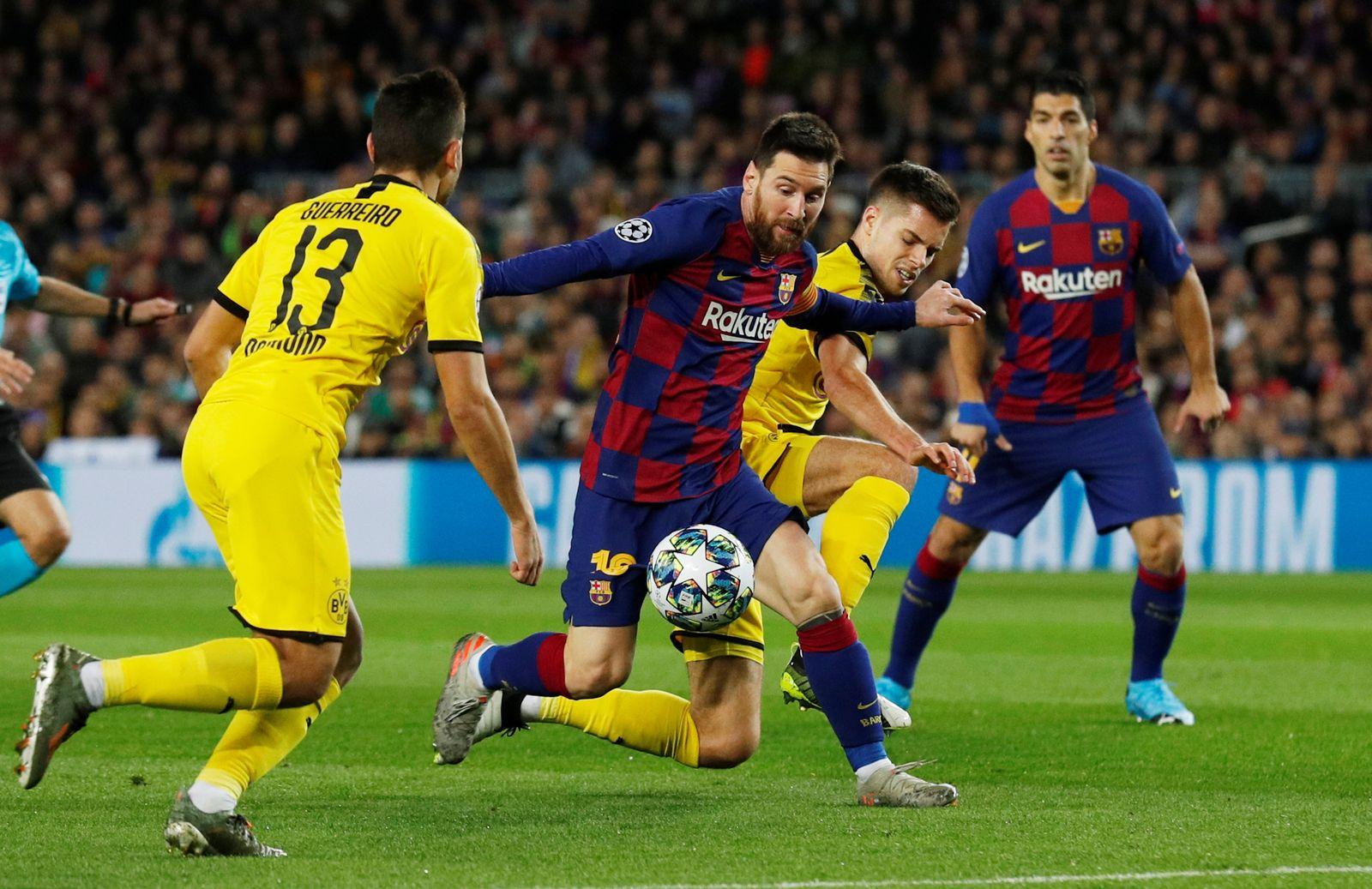 Messi BVB