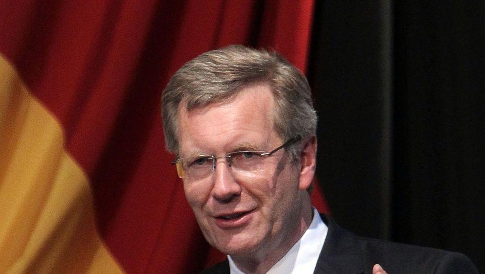 Christian Wulff: ein Jahr im Amt
