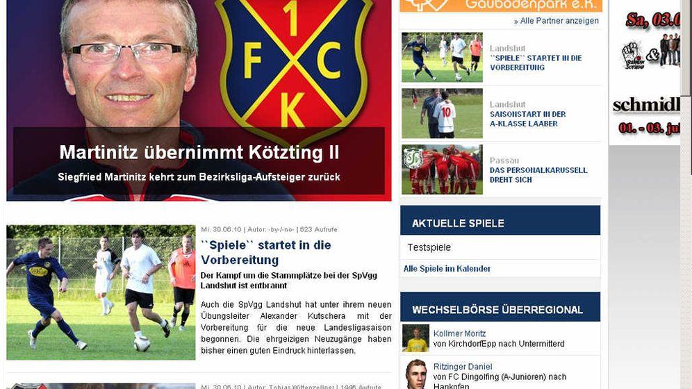 Grimme Online Award 2010: Preise für Regionalfußball und Orient-Geschichten