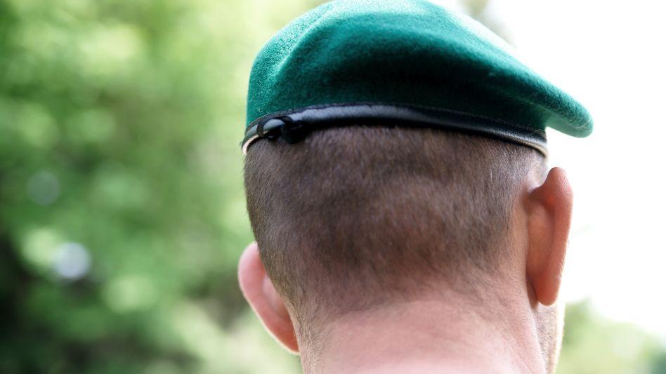Soldat mit Vier-Stunden-Tag: Maik hat Probleme, wieder im Leben anzukommen