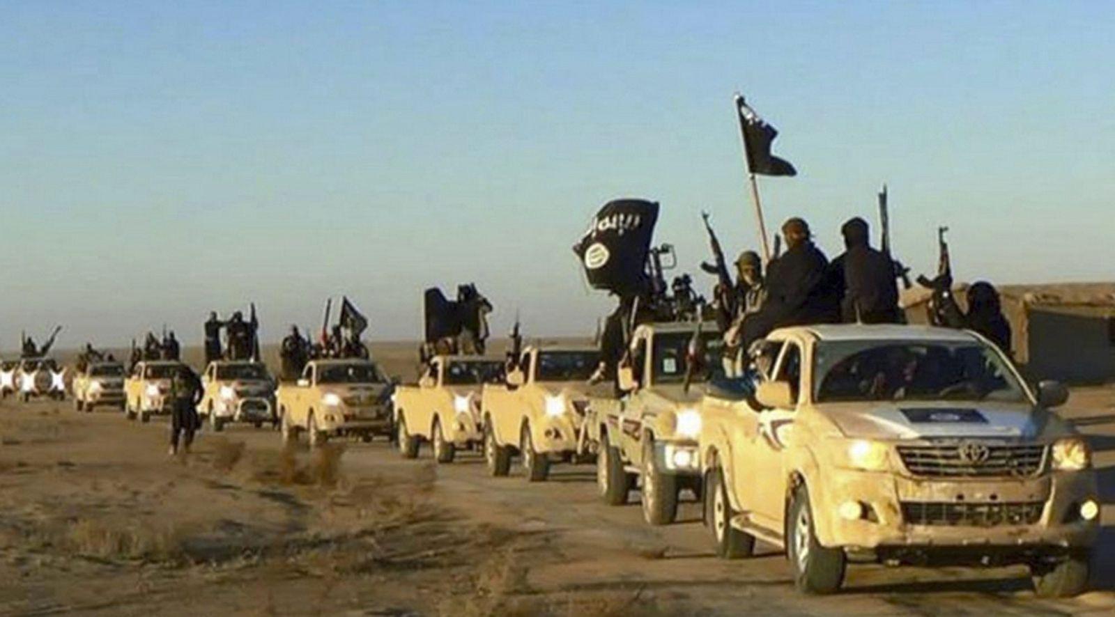 Islamischer Staat / Lafarge