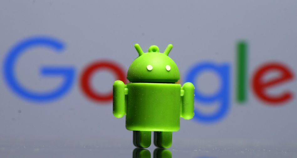 Android-Maskottchen
