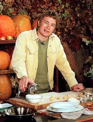 "Starkoch Jamie Oliver: ""Feed me better!"""