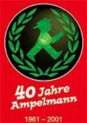 Ampelmännchen: Seit vier Jahrzehnten strahlt er über ostdeutschen Straßen