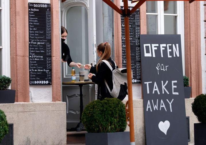 Nur zum Mitnehmen: Restaurant in Heidelberg