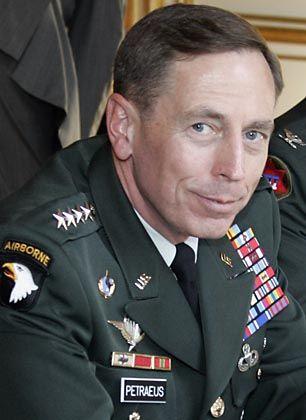 "US General David Petraeus: ""I am coldly realist."""