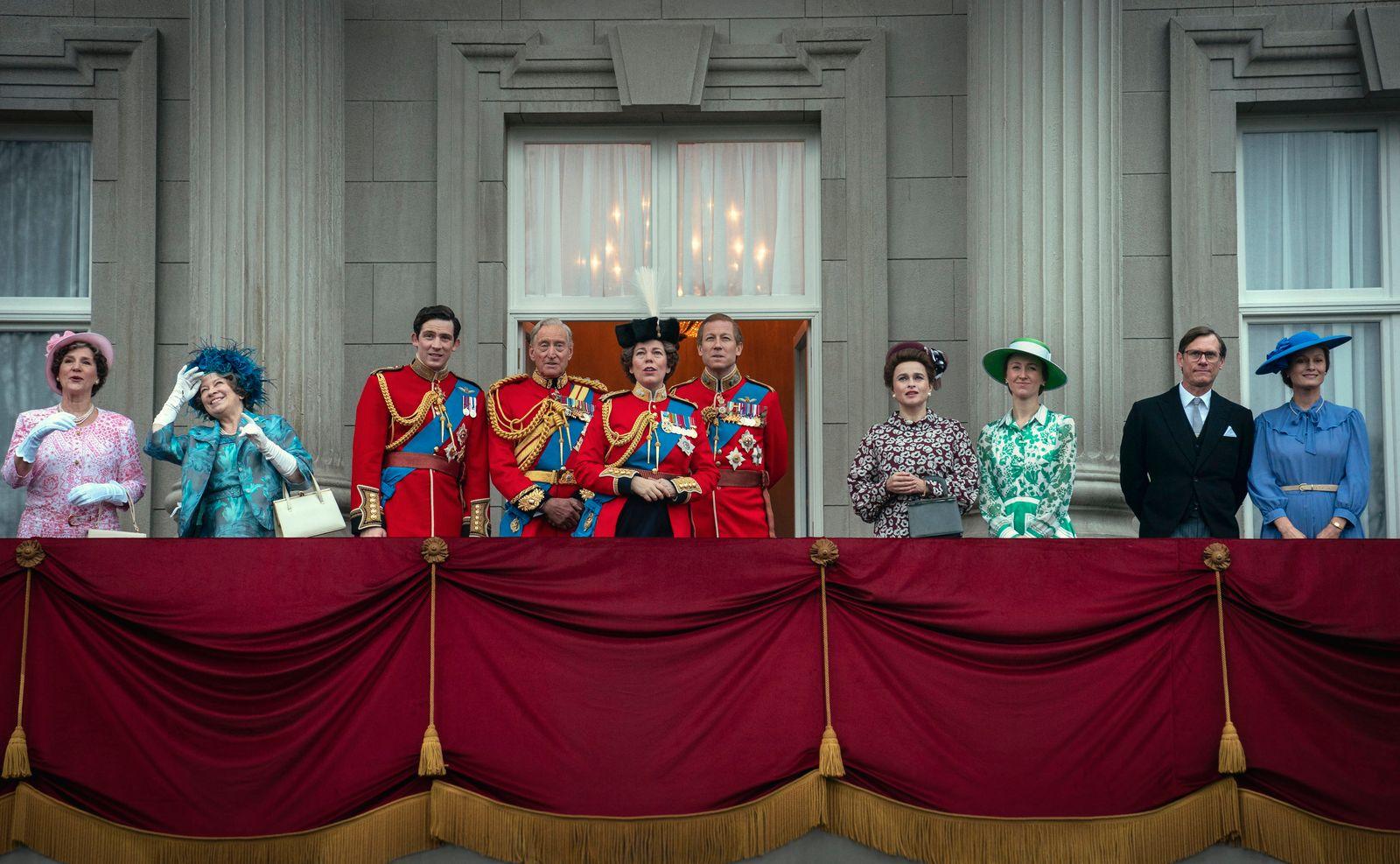Vor der Emmy-Verleihung - «The Crown»