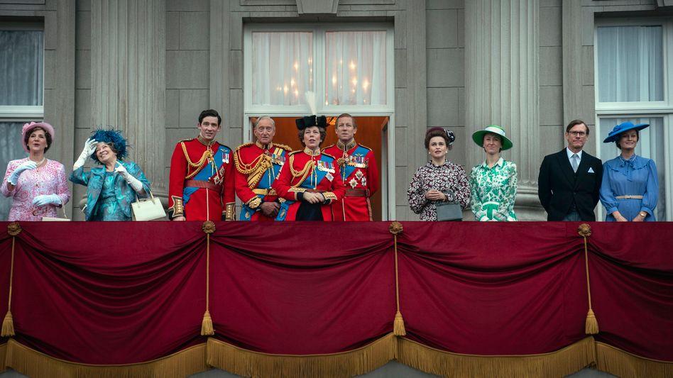 »The Crown« ist die am meisten ausgezeichnete Serie bei den Emmy Awards 2021