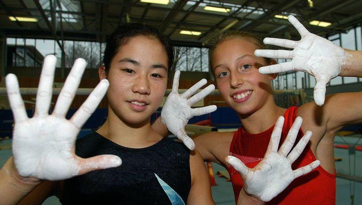 Turnerin Kim Bui: Sieben Weltmeisterschaften, zwei Kreuzbandrisse