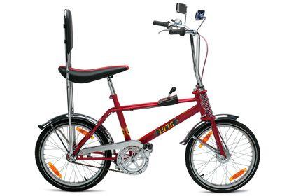 Bonanza-Fahrrad: VW setzt auch bei Bikes auf retro.