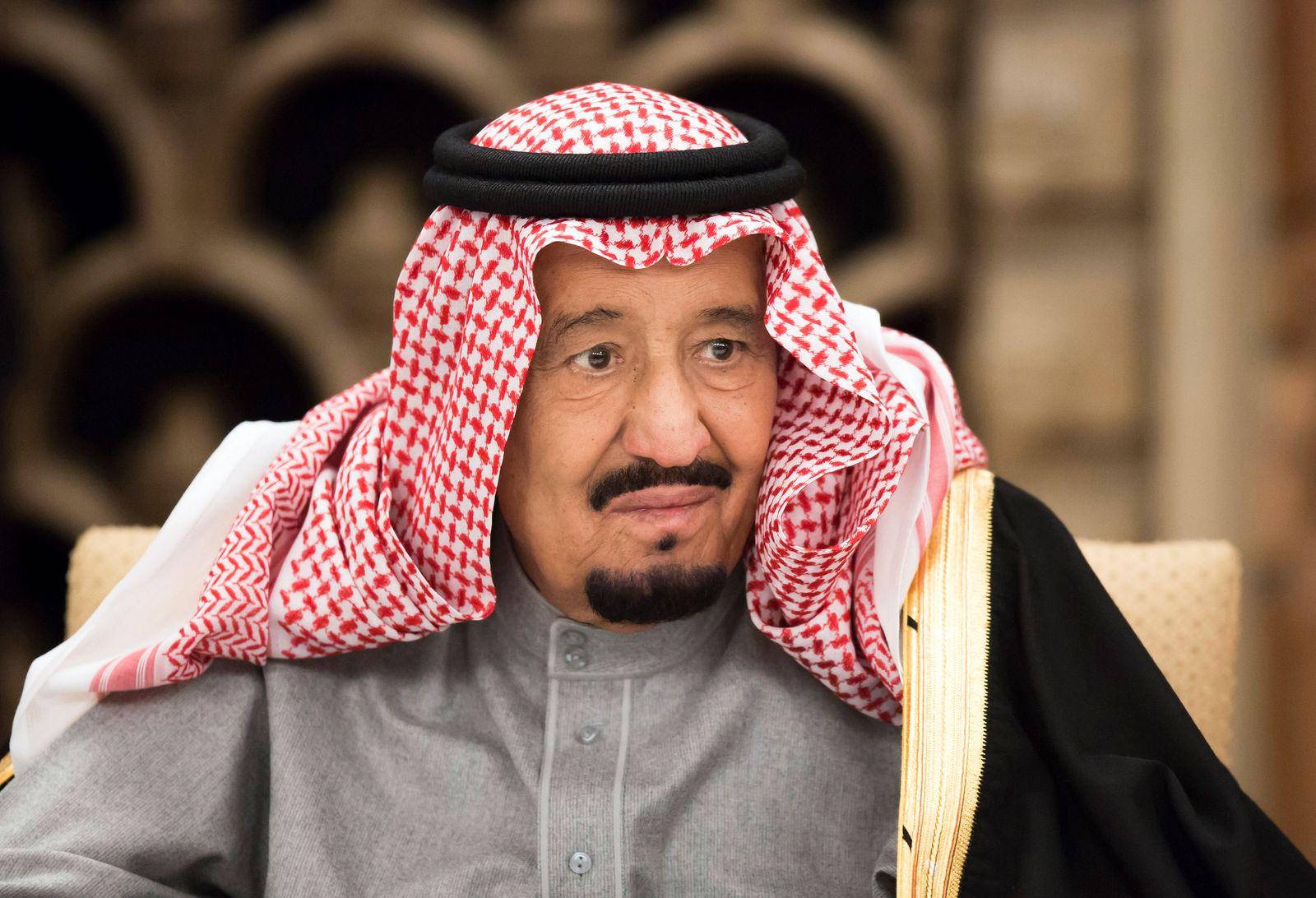 Saudischer König Salman