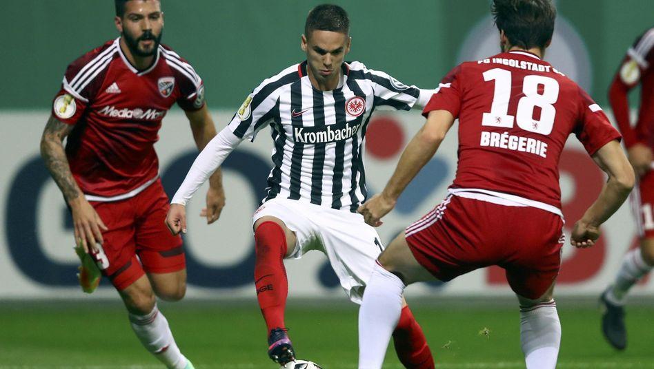 Eintracht-Jungprofi Mijat Gacinovic