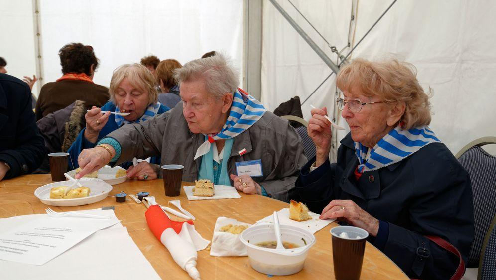 Gedenkfeier zur KZ-Befreiung: Helfer kritisieren Veranstalter