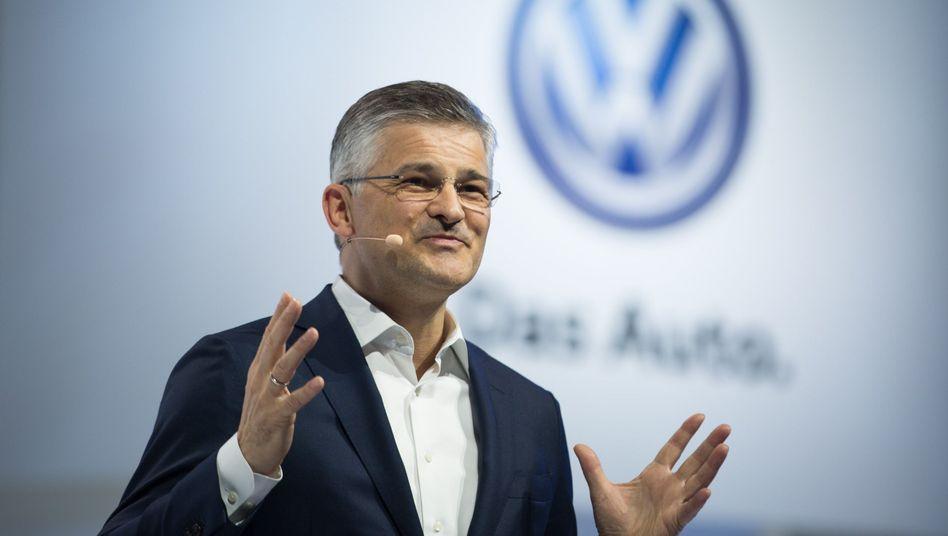 US-Chef Horn: Vertrauen der Käufer verletzt