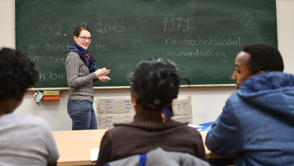 """Sprachkurs in Rheinland-Pfalz: """"Gute Bleibeperspektive"""" als Voraussetzung"""