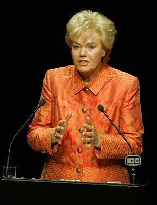 Politikerin Steinbach: Zoff an der Uni Potsdam