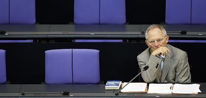 Innenminister Schäuble: Freiwillige Selbstverpflichtung genügt nicht