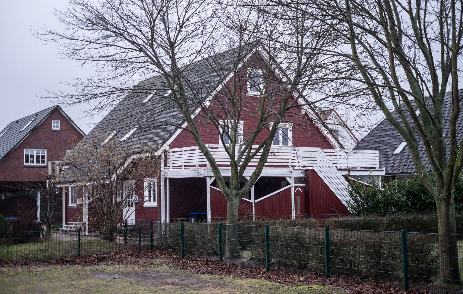Escheburg Haus für Flüchtlinge
