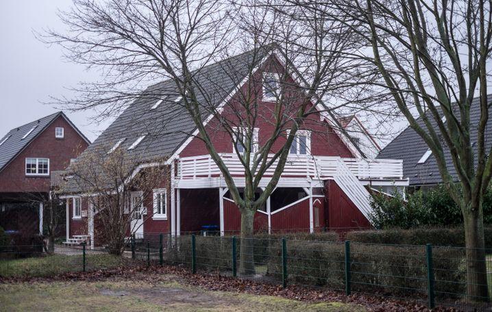 Flüchtlingsunterkunft in Escheburg (im Februar): Ärger in der Nachbarschaft