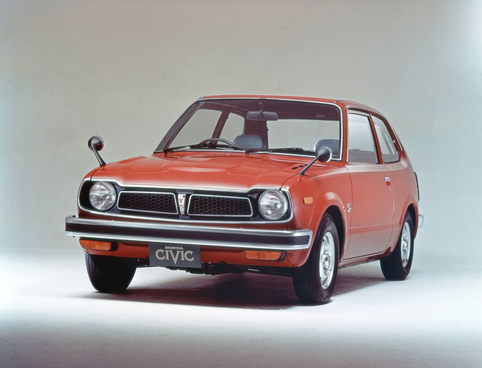 Honda Civic 3door GL 1972