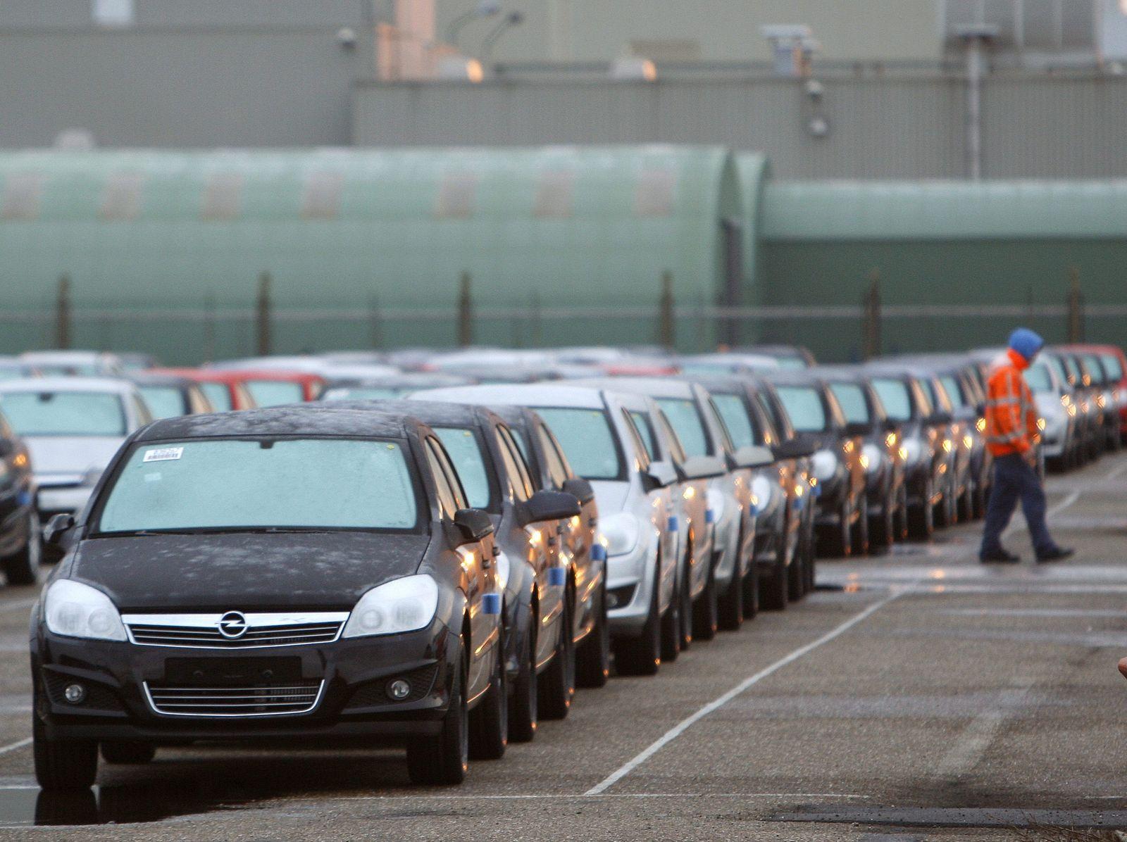 GM Opel Antwerpen
